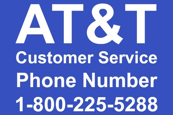 AT&T customer service phone number