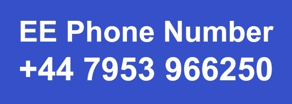 EE Phone Number