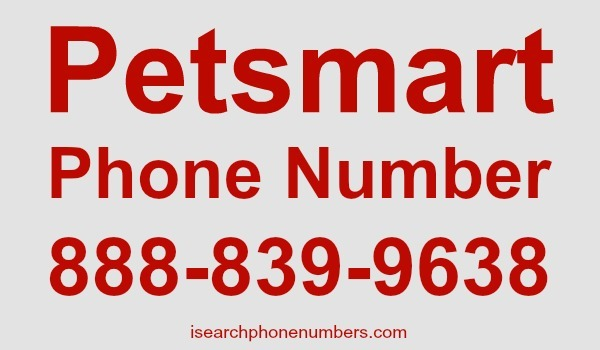 Petsmart Phone Number